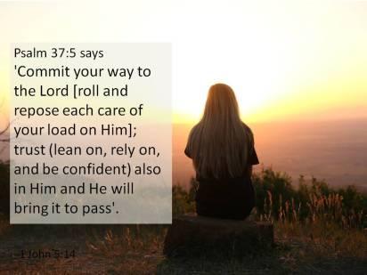 PSALM 37 V 5